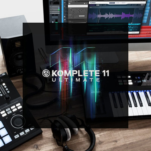 NI - KOMPLETE 11 ULTIMATE