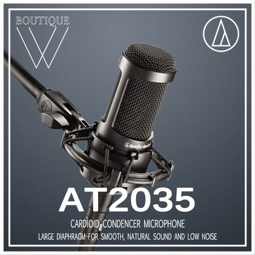 Audio-Technica - AT2035 [Audio Technica 공식판매점]