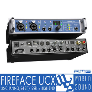 RME AUDIO - FIREFACE UCX