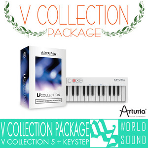 ARTURIA - V Collection 5 + KEYSTEP