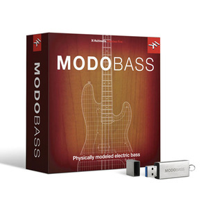 IK MULTIMEDIA - MODO BASS