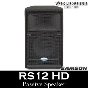 SAMSON - RS12 HD