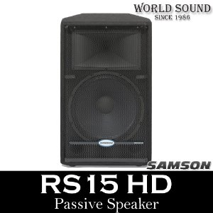 SAMSON - RS15 HD