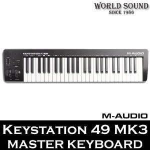 M-AUDIO - Keystation 49 mk3 마스터키보드