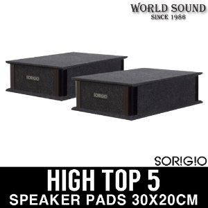 SORIGIO - Speaker Pads 3020 HIGH TOP5 스피커 방진패드